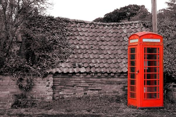 Red Phonebox Photography
