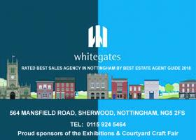 Whitegates Sales Agency Ad