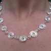 Neolithic Spiral Necklace